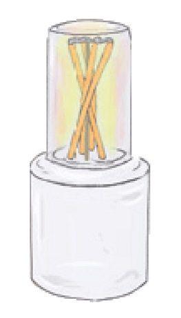 Flexilight LED-kaarsen